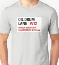 Oil Drum Lane - Steptoe & Son Unisex T-Shirt
