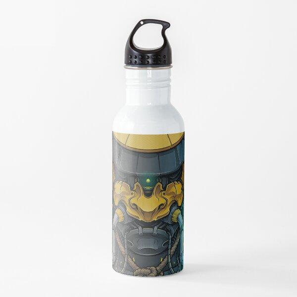 Samurai Mecha 01 Water Bottle