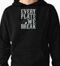 everyplatewebreak - logo Pullover Hoodie