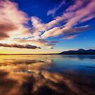 The Mourne reflections  by Gary Power