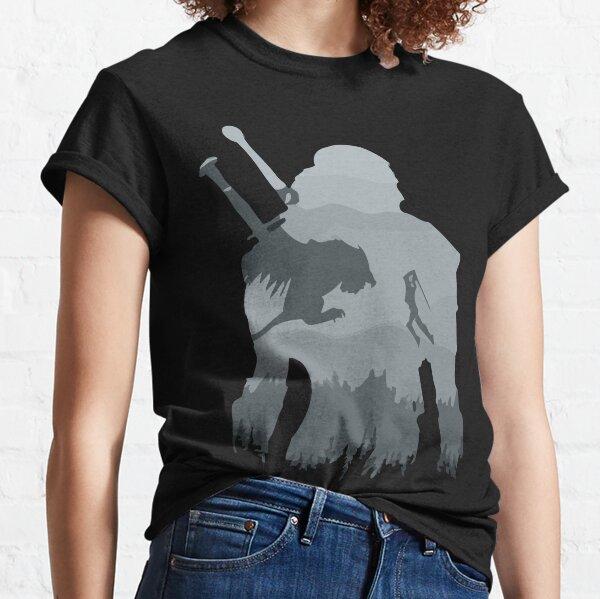 Witcher T-shirt classique