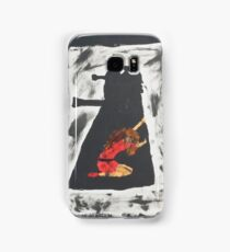 Oswin and the Dalek Samsung Galaxy Case/Skin