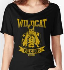 Wildcat's Boxing Club Women's Relaxed Fit T-Shirt