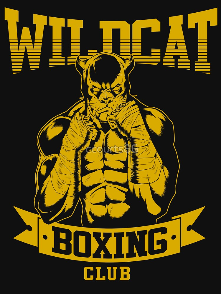 Wildcat's Boxing Club | Unisex T-Shirt