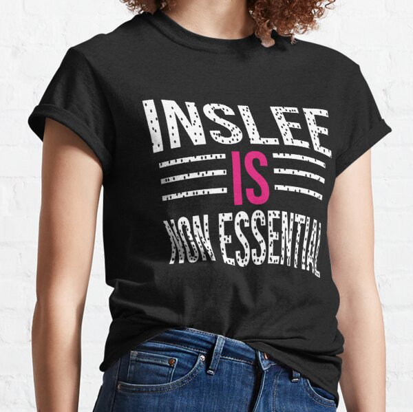 Inslee Is Non Essential classic t-shirt Classic T-Shirt