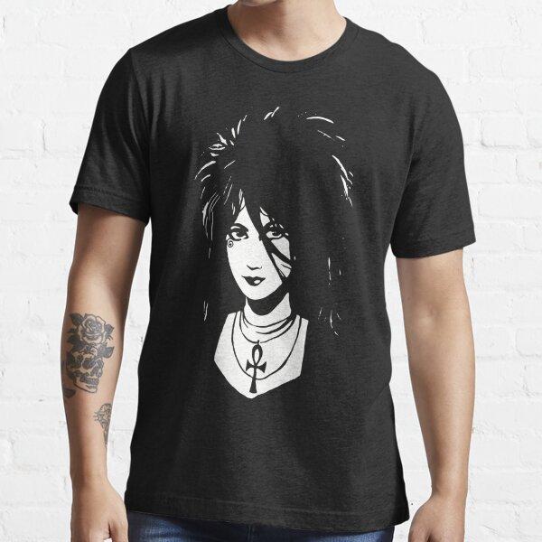 Sandman DEATH  Vintage Neil Gaiman Tribute  Essential T-Shirt