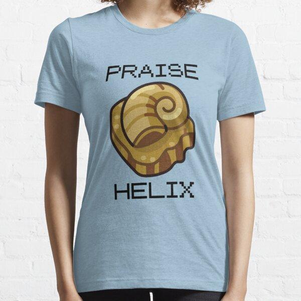 ༼ つ ◕_◕ ༽つ PRAISE HELIX ༼ つ ◕_◕ ༽つ Essential T-Shirt