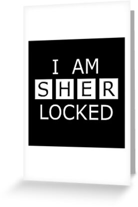 I Am Sherlocked by Keith Pierce