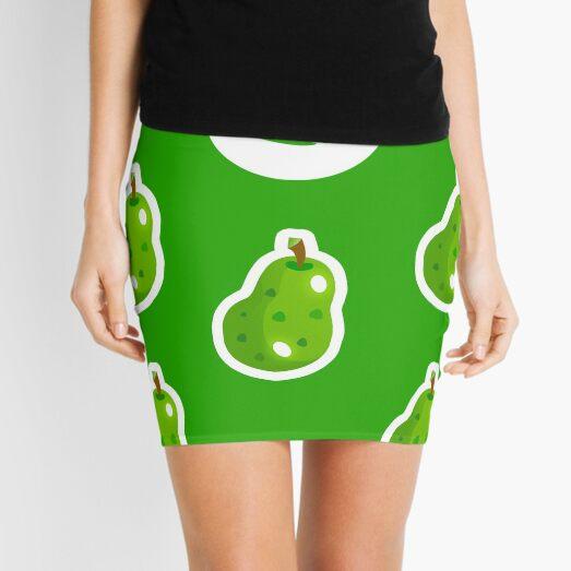 Wild World Abstract Skirt