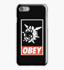 OBEY Cloyster iPhone Case/Skin