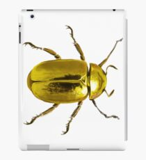 Gold Beetle iPad Case/Skin