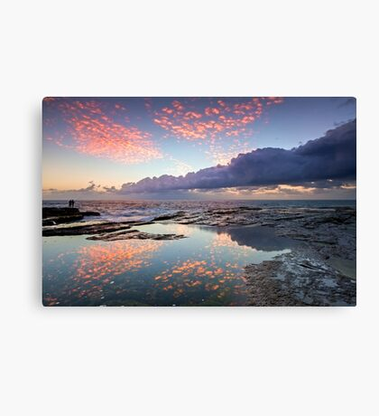 Speckled Dawn Canvas Print