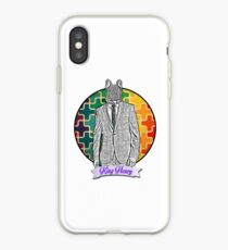French Bulldog CEO iPhone Case