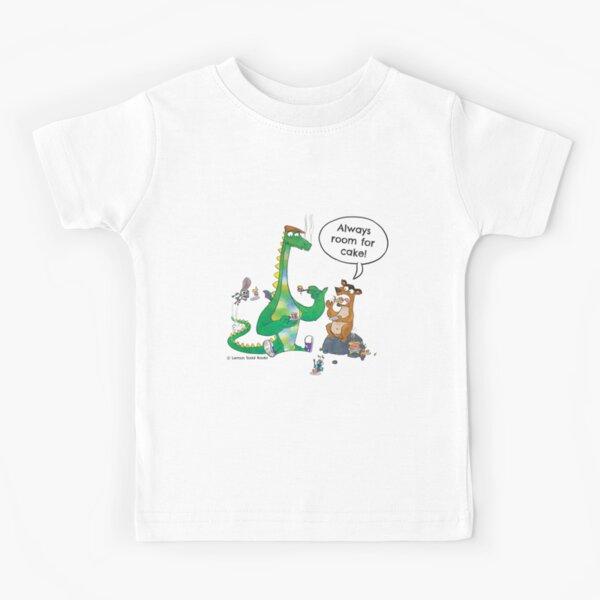 Always room for cake! Kids T-Shirt
