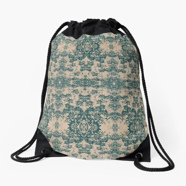 Edelweiss Drawstring Bag