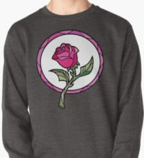 Stained Glass Rose | Beauty and the Beast Pullover