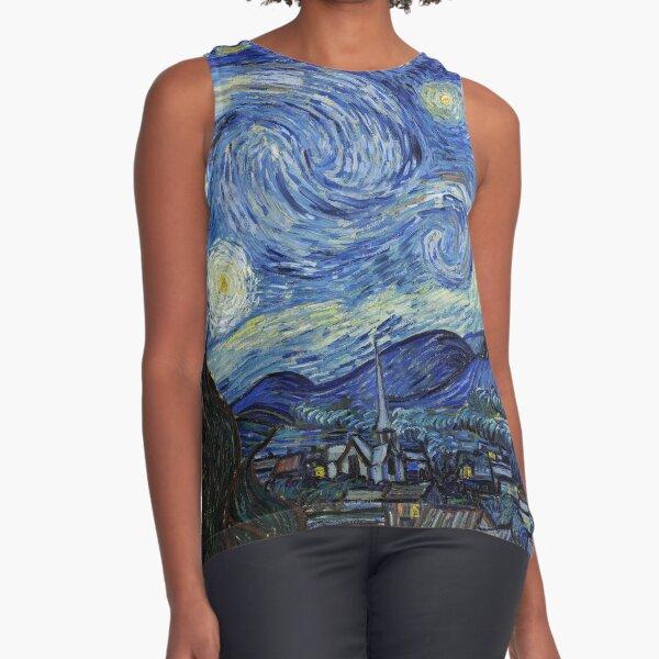 Nuit étoilée - Vincent Van Gogh Top duo