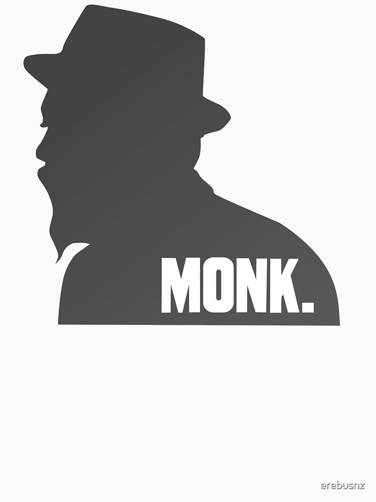 Thelonious MONK. de erebusnz