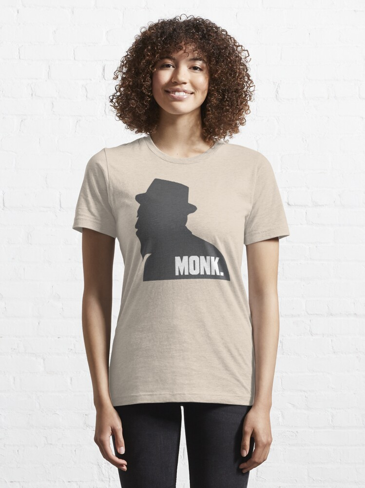Alternate view of Thelonious MONK. Essential T-Shirt