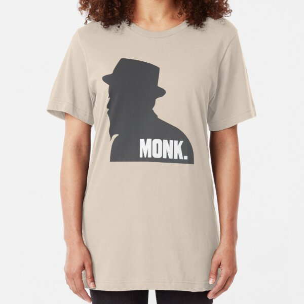 Thelonious MONK. Slim Fit T-Shirt