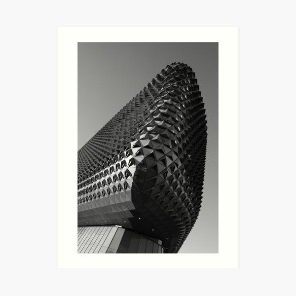 SAHMRI Building Art Print