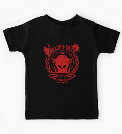 Freelance peace keeping agent Kids Clothes