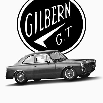 Gilbern GT by madmorrie