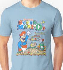 Camiseta unisex Super Mari-O's - ¡Desayuno de superestrellas!