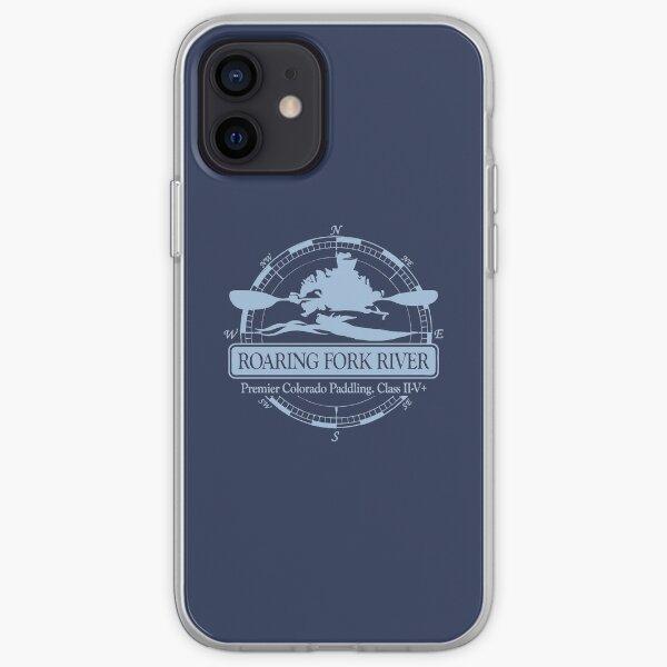 Roaring Fork River (KC2) iPhone Soft Case