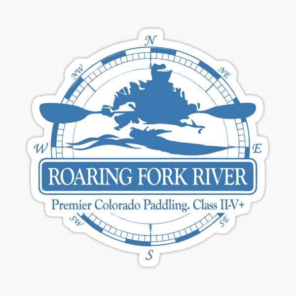Roaring Fork River (KC2) Sticker