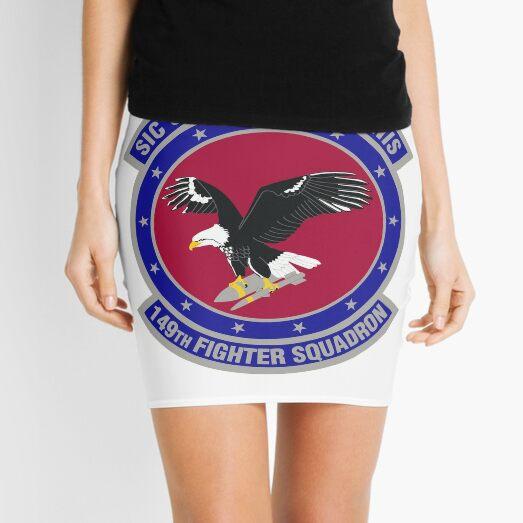 149th Fighter Squadron Mini Skirt