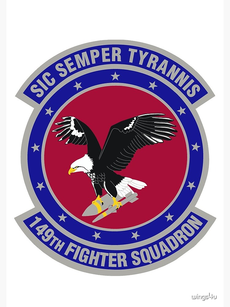 149th Fighter Squadron by wings4u