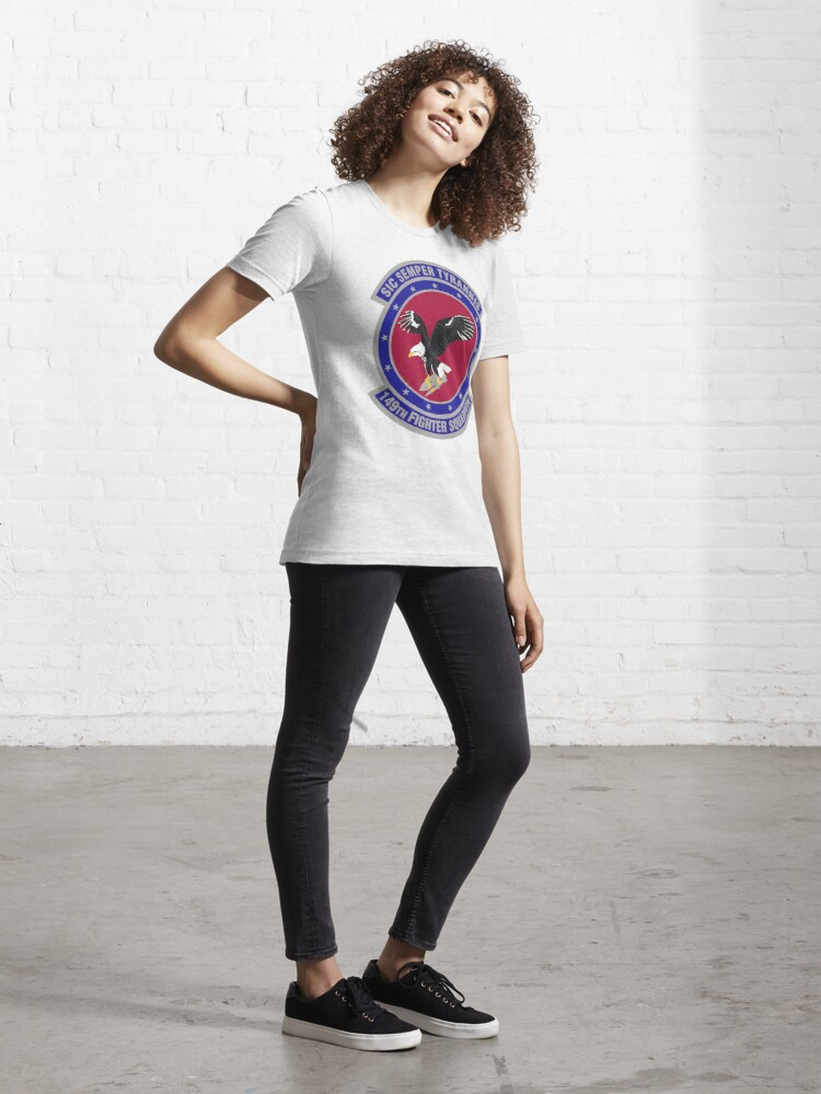Alternate view of 149th Fighter Squadron Essential T-Shirt