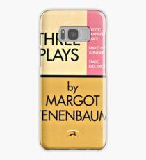 Three Plays by Margot Tenenbaum Samsung Galaxy Case/Skin