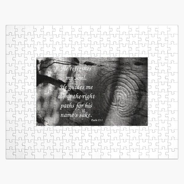 Pathways Of Prayer Jigsaw Puzzle