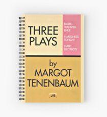 Cuaderno de espiral Tres juegos de Margot Tenenbaum