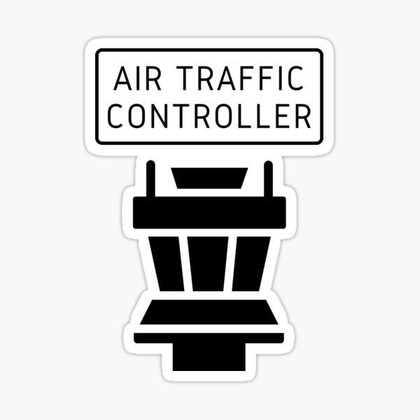 Air Traffic Controller (ATC) Sticker