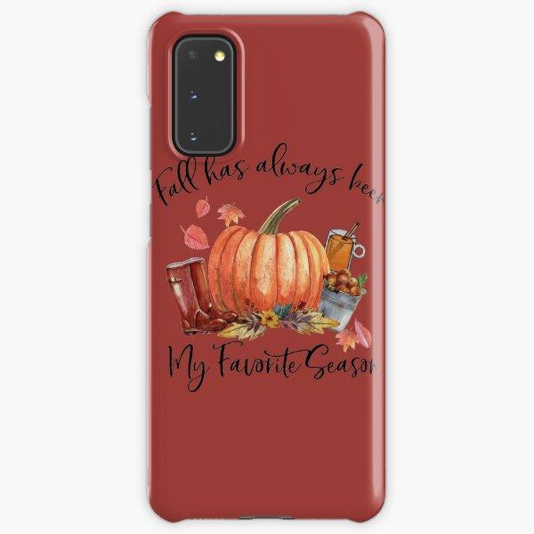 Fall Has Always Been My Favorite Season Samsung Galaxy Snap Case