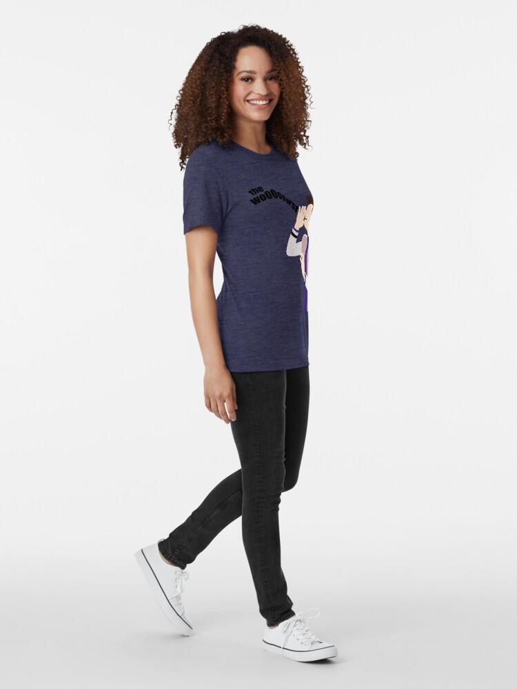 Alternate view of The WooOorst Tri-blend T-Shirt