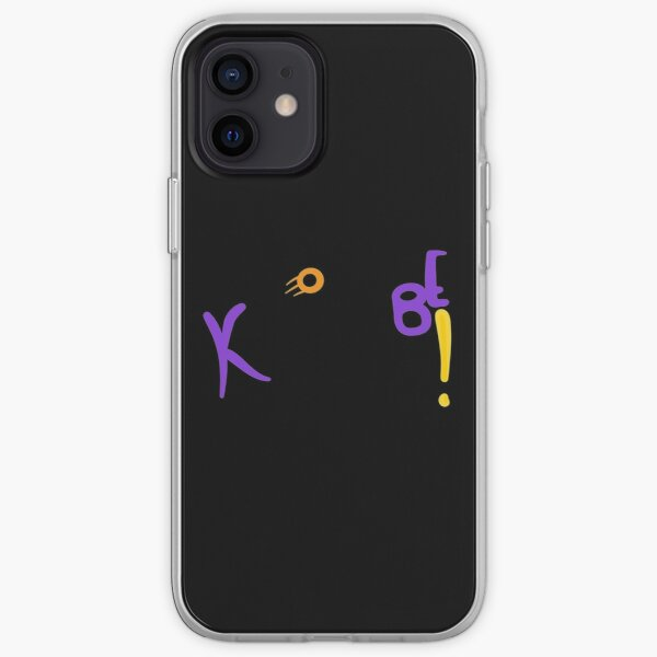 Kobe-Bryant iPhone Soft Case