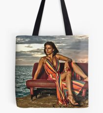 Fashion by the sea Tote Bag