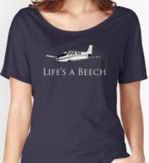 Life's A Beech Women's Relaxed Fit T-Shirt