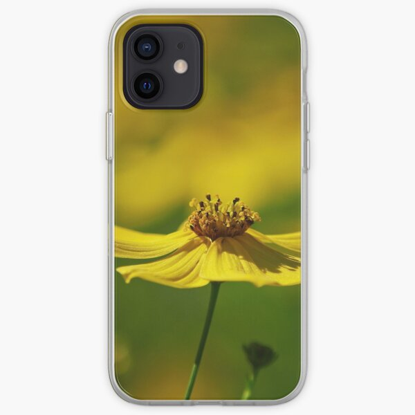 Whorled tickseed 18 iPhone Soft Case