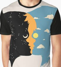 Night and day Graphic T-Shirt