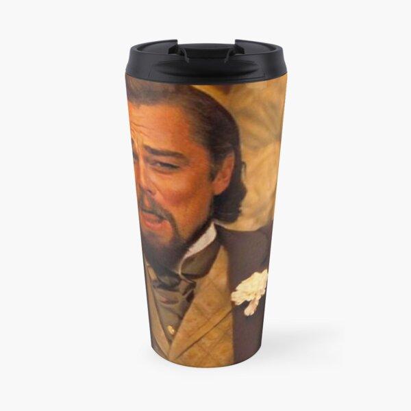 Leonardo DiCaprio Meme Travel Mug
