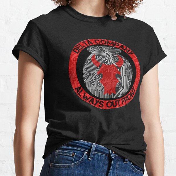 Delta Company Unit Logo Classic T-Shirt