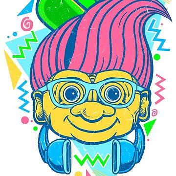 90s Hip Troll by myoubi