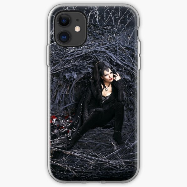 The Evil Queen - Once Upon a Time iPhone Soft Case