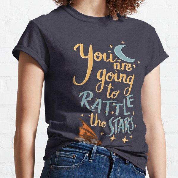 Sie werden die Sterne rasseln! Classic T-Shirt