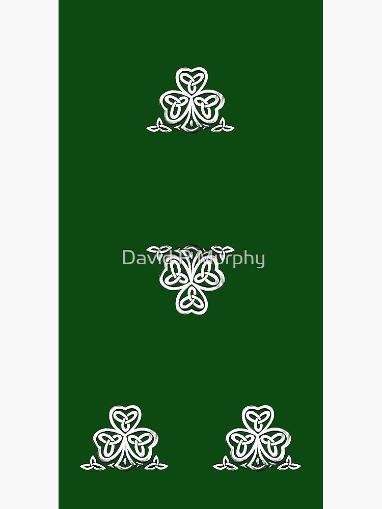celtic shamrock by DavidRMurphy